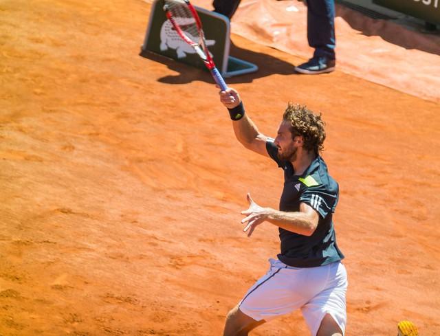 Rolland Garros 2014 - Ernests Gulbis 02