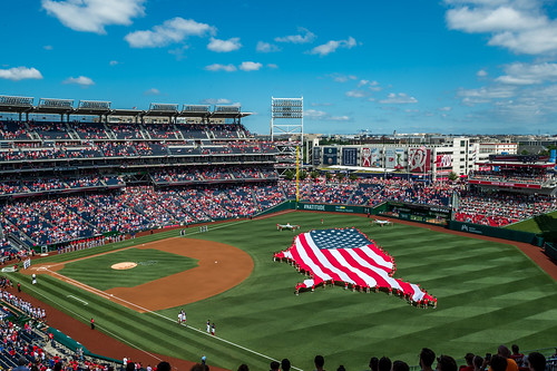 July 4th Independence Day Celebration at Nationals Park by Geoff Livingston