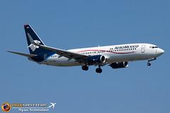 Aeromexico 737-800 XA-AMJ