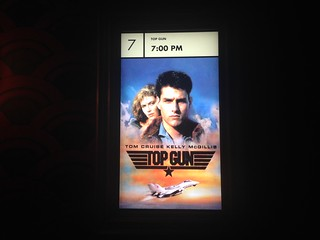 Alamo Drafthouse Cinema: Top Gun