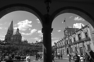 Guadalajara - Plaza de Armas
