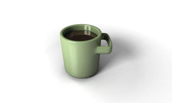 Badly designed cup