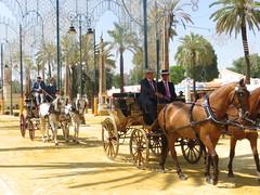 Jerez de la Frontera, Spain - Feria del Caballo (Jerez Horse Fair) Day Fun