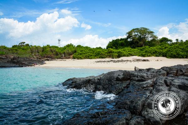 Isla Iguana Pedasi, Panama