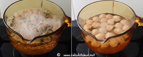 how to make soya chunks biryani step 2