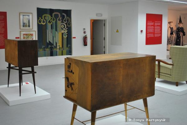 50 - Maria Keil - выставка в Каштелу Бранку