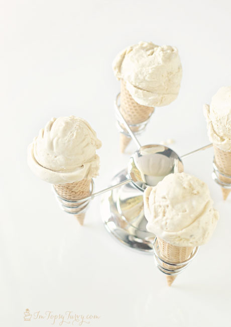 Marshmallow Ice Cream Recipe