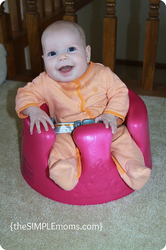 Bumbo Is Now In Magenta For All You Girlmoms Review