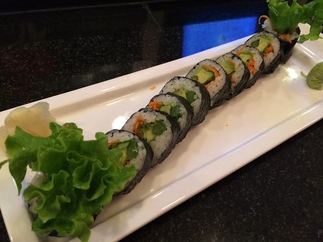 Veggie roll - Sala Thai