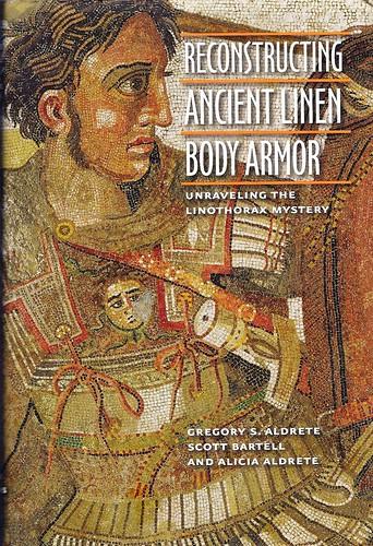 """Παραπομπή των ΚΟΡΥΒΑΝΤΩΝ στο """"Reconstructing Ancient Linen Body Armor"""""""