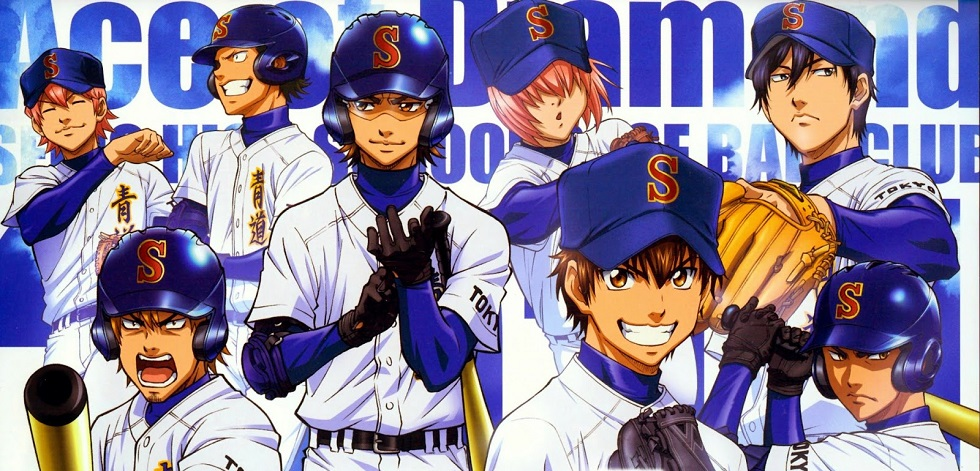Xem phim Diamond no Ace - Ace of Diamond | Daiya no Ace | Ace of the Diamond | Dia no Ace Vietsub