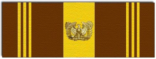 Kentucky Army National Guard Warrant Officer of the Year Ribbon Est. 20 June 2014