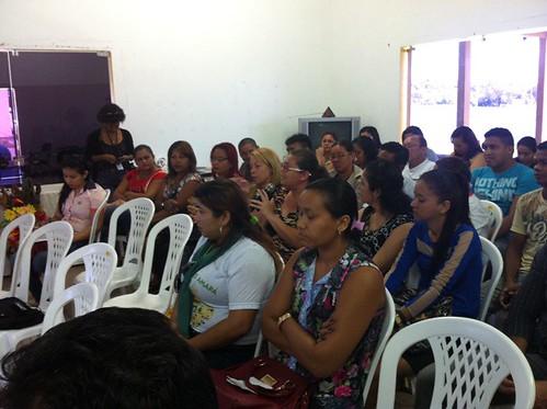 Coordenadoria da Infância realiza curso em Ferreira Gomes