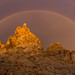 Majestic Monsoon - Finger Rock, Black Mountains, Mohave County, Arizona by J.T. Dudrow Photography