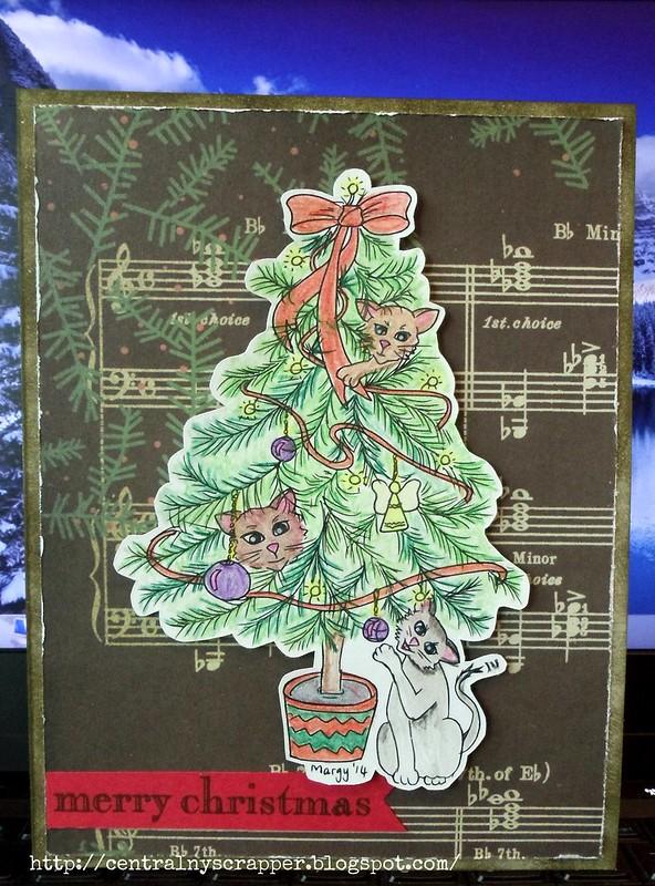 Christmas Card Week 23 - July 2014 Holiday Card