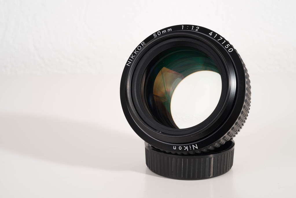 Nikkor 50mm f/1.2 Ai-s