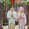 #Moslem #Jawa #Wedding #Bride n #Groom Riana+Yossi #Couple #Portrait #Photo #Ceremony at #Yogyakarta #Indonesia