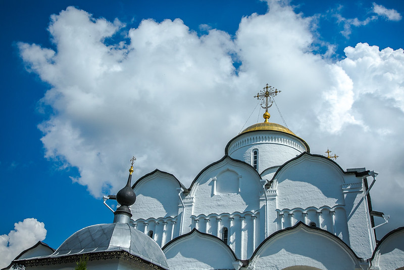 Suzdal. August, 2014