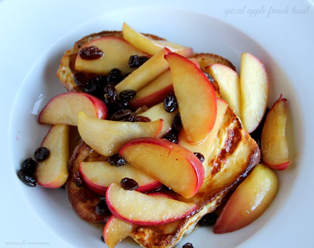 Spiced Apple French Toast 3