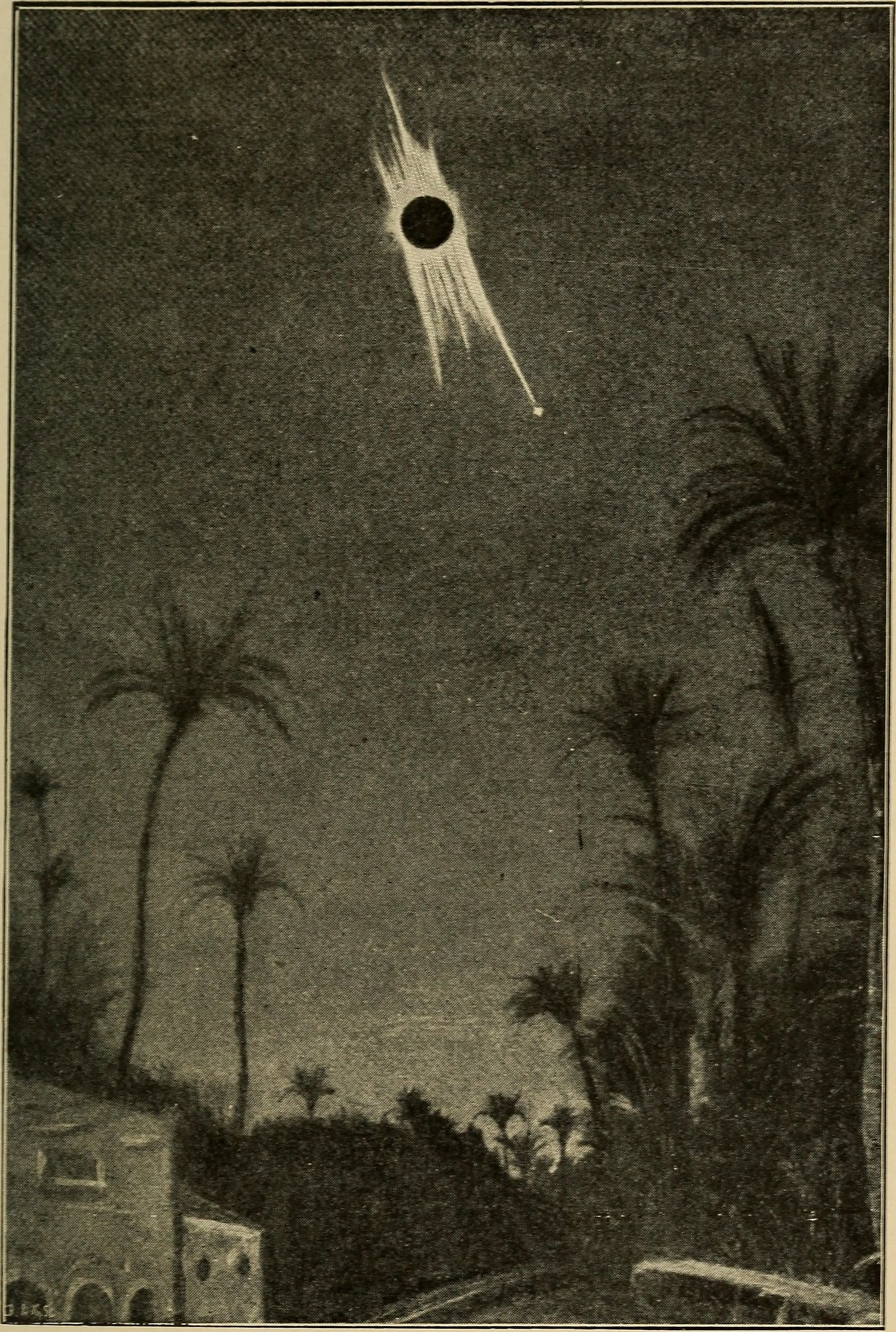 "Image from page 300 of ""Astronomy for amateurs"" (1904)"