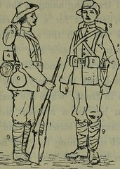 "Image from page 488 of ""How armies fight"" (1914)"