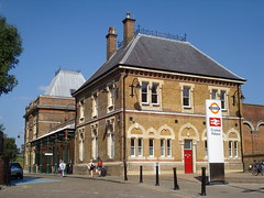 Picture of Crystal Palace Station