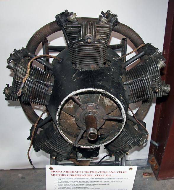 Mono Aircraft - Velie Motors Velie M-5 (1928)