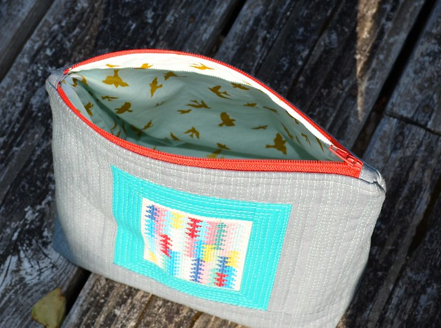 Big Stitch Swap bag