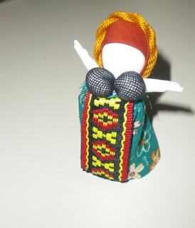 Ukraine booby doll
