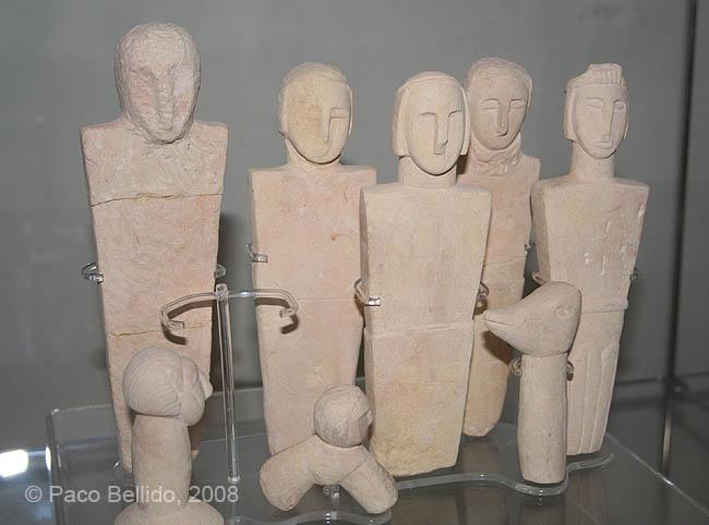 Museo de Arqueología de Gozo. © Paco Bellido, 2008