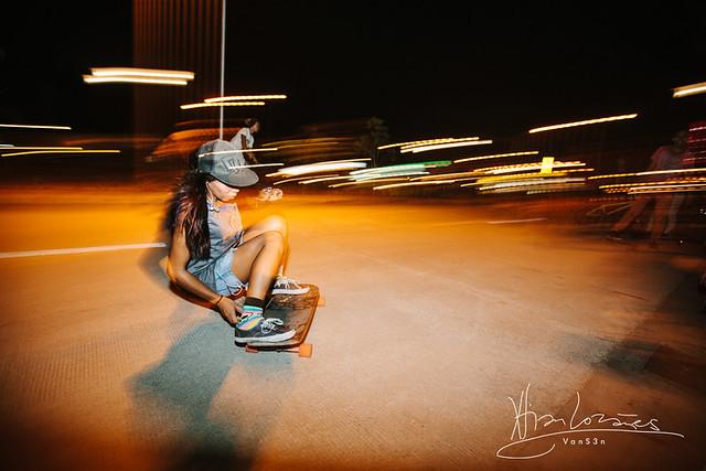 VanS3n-08092014- Bikelane Night Skate, Iloilo City -0021