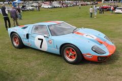 Knebworth Classic Motor Show 24.8.14