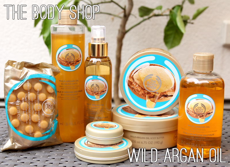 TBS wild argan oil