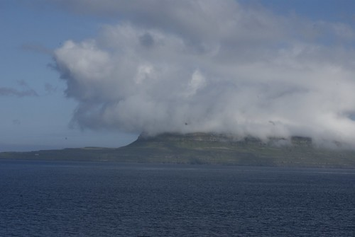 Cloud Shrouded Island