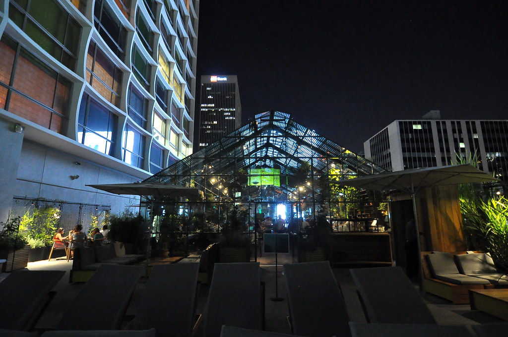 Commissary at The Line Hotel | Koreatown - Los Angeles