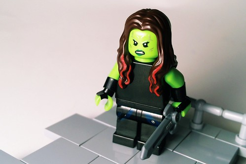lego marvel gamora - photo #23