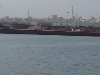 Morte Silenciosa - Saharan ports