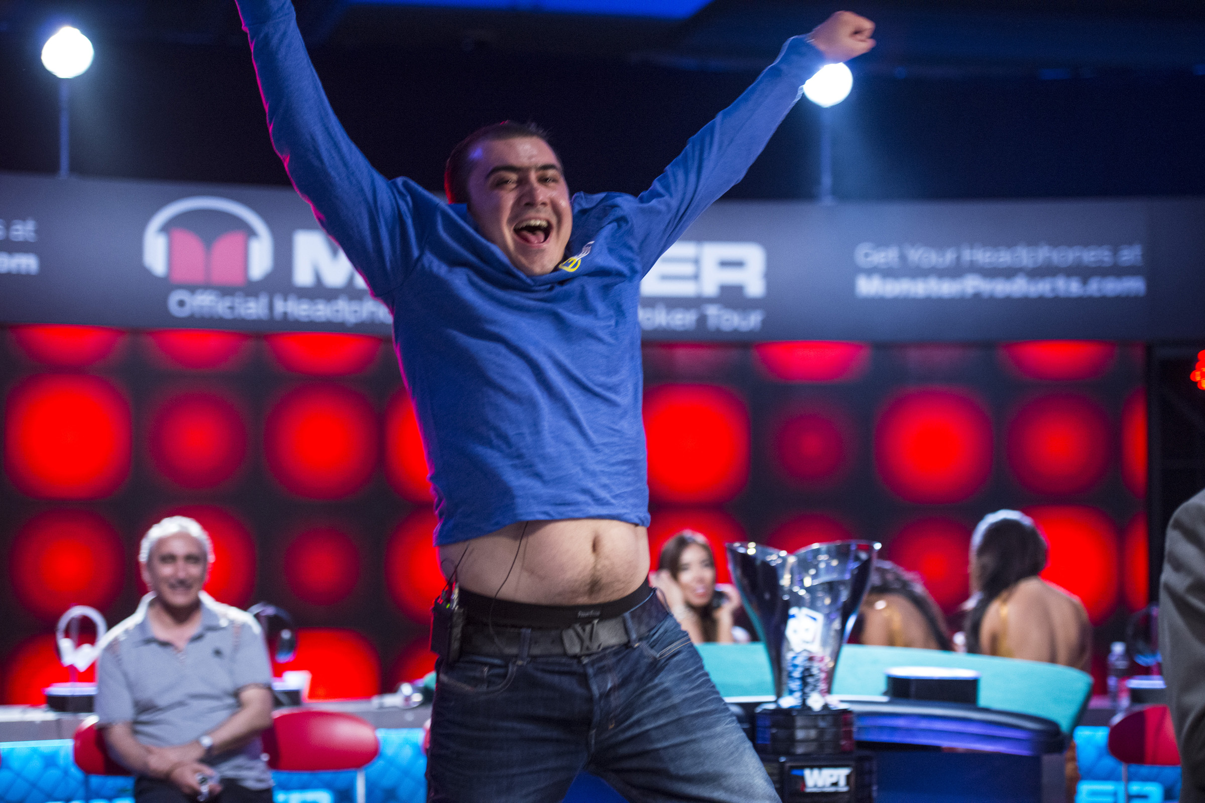 "WPT Legends of Poker Champion (S13) Harut ""Harry"" Arutyunyan"