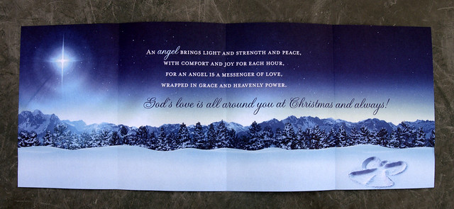 Guideposts Christmas Greetings 8/13/2014