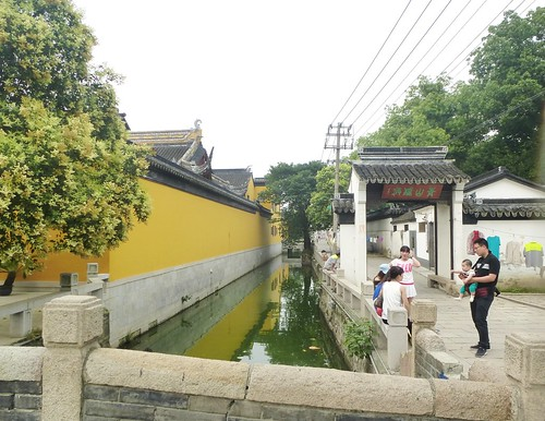 Jiangsu-Suzhou-Colline vers Centre-ville (5)