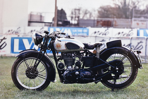BSA M24 Gold Star 1939 500cc OHV