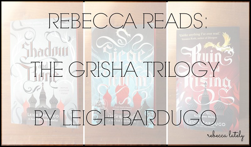 The Grisha Trilogy Review 2