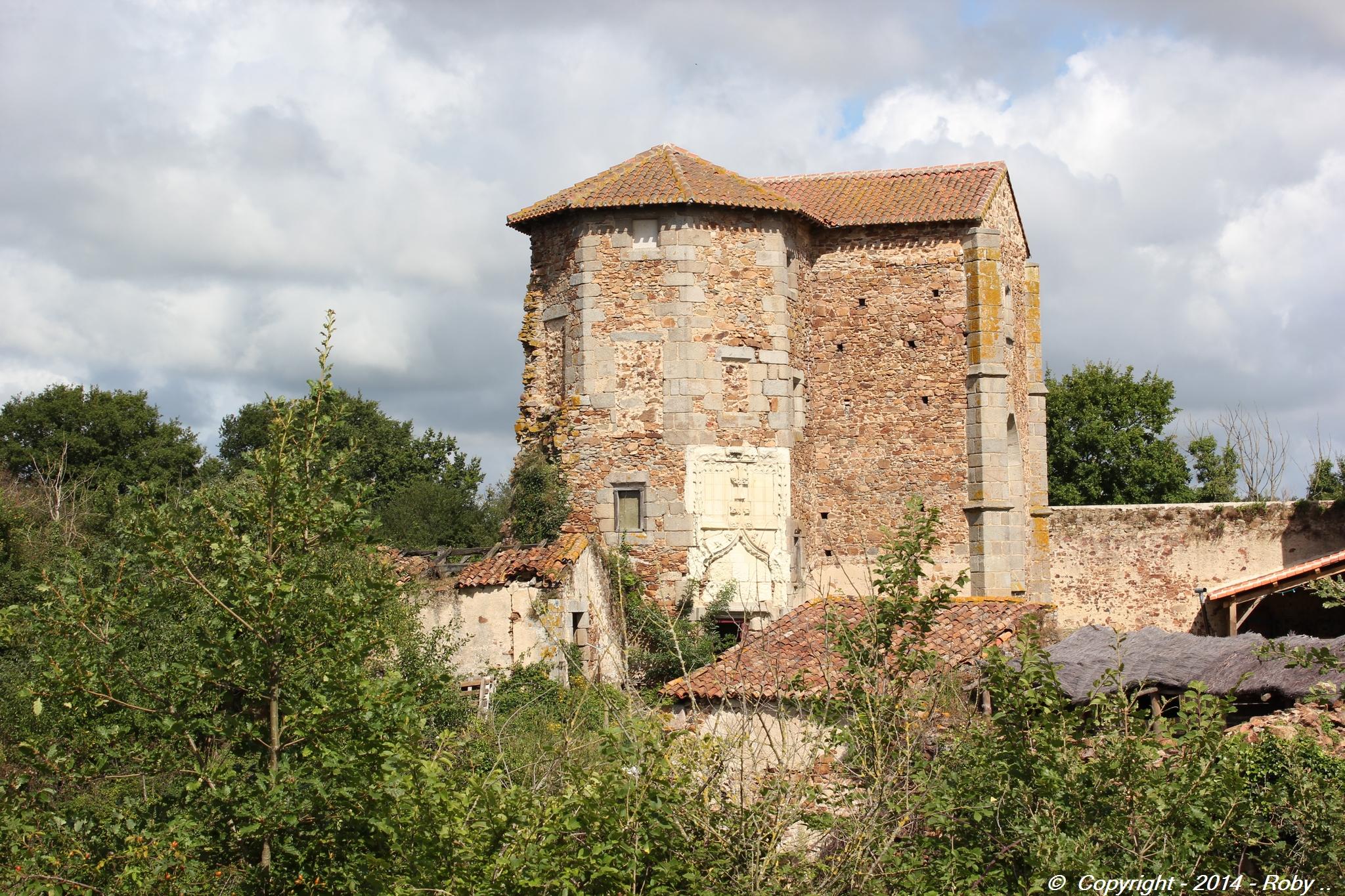 chateau de Sanzay (29)