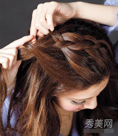 Hướng dẫn các cách tết tóc ĐẸP mà đơn giản 3