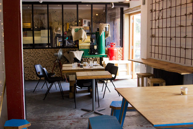 Where to eat in Hackney Wick