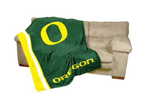 Oregon Ducks Ultrasoft Blanket