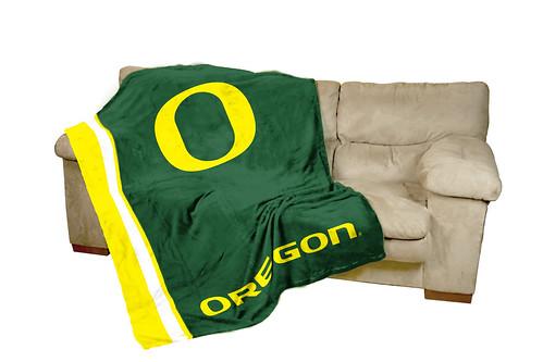 Oregon Ducks Ultrasoft Blanket