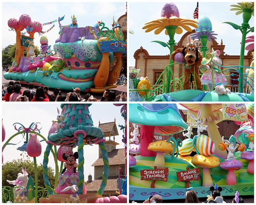 Easter Parade One