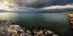 Traverse City Marina Panorama