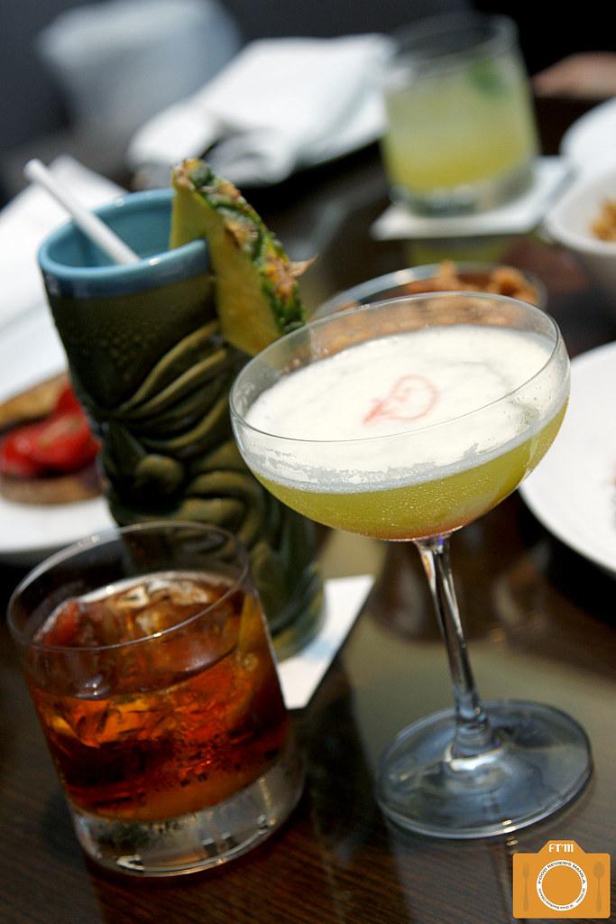 Sage cocktails